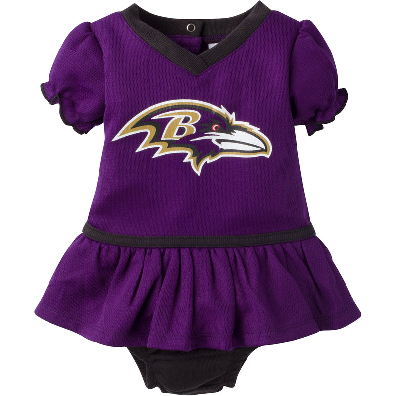 Ravens Team Spirit Dress and Bloomers