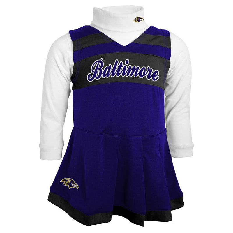 Baltimore Ravens Cheerleader Dress