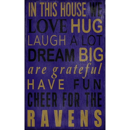 Ravens Baby Nursery Wall Art