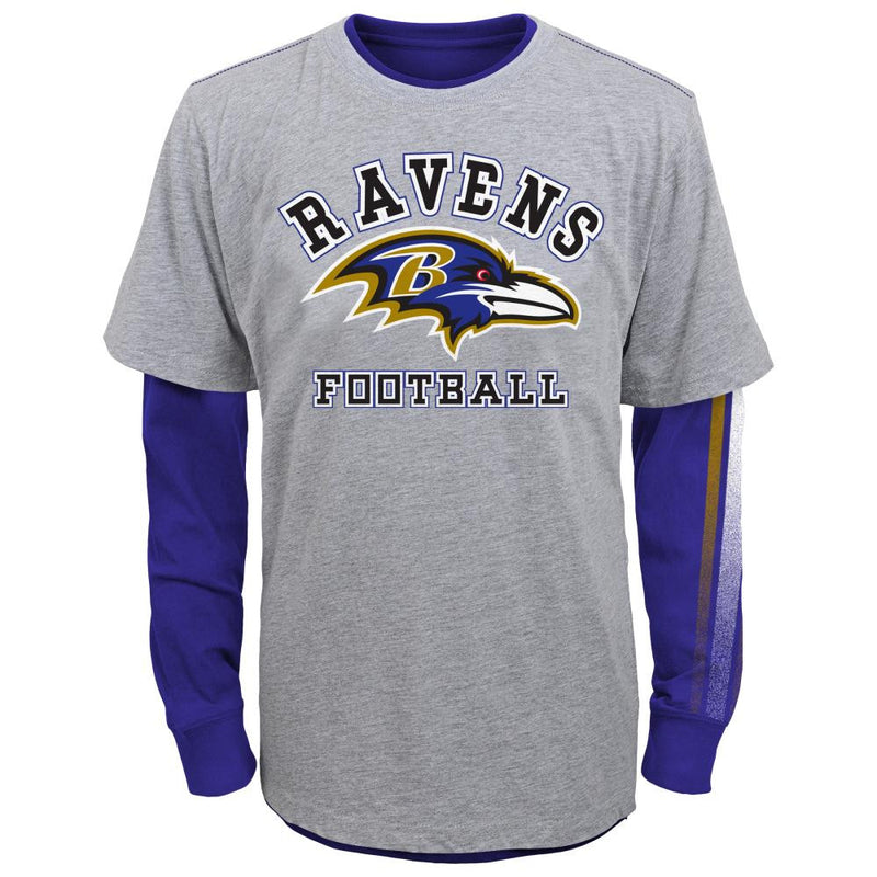 Ravens Fan Toddler Tees Combo Pack