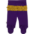 I Love the Ravens Baby Girl Outfit