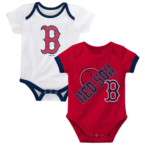 Red Sox Classic Team Bodysuits