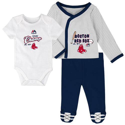 Red Sox Future Champ 3 Piece Set