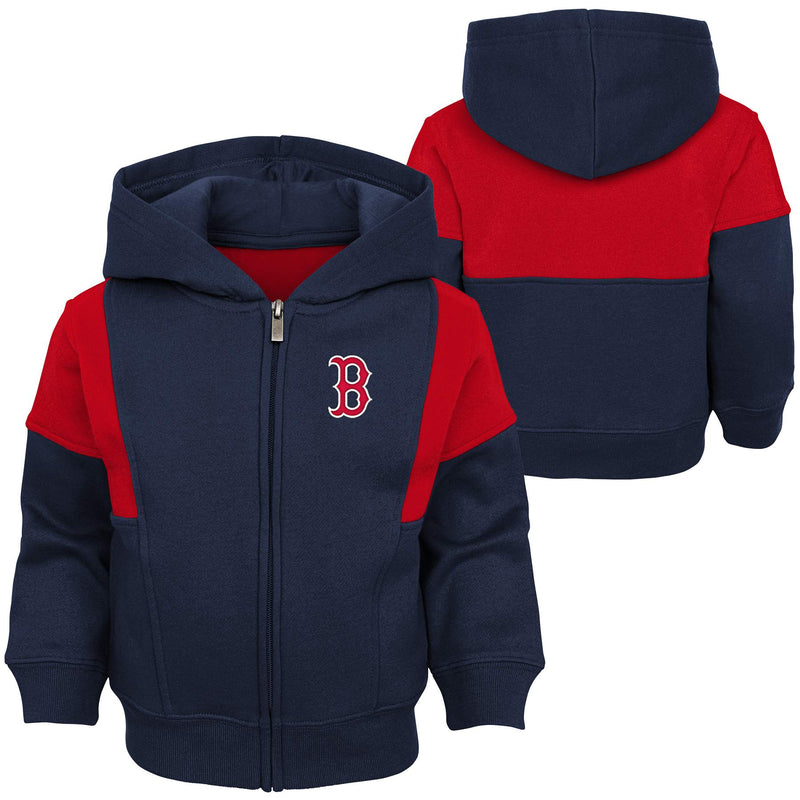 Red Sox Zip Up Jacket