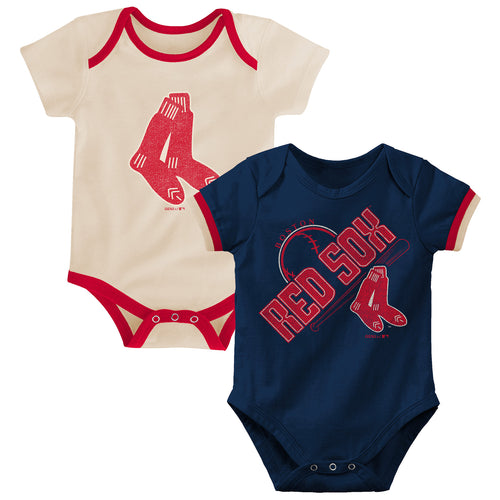 Red Sox Retro Team Bodysuits