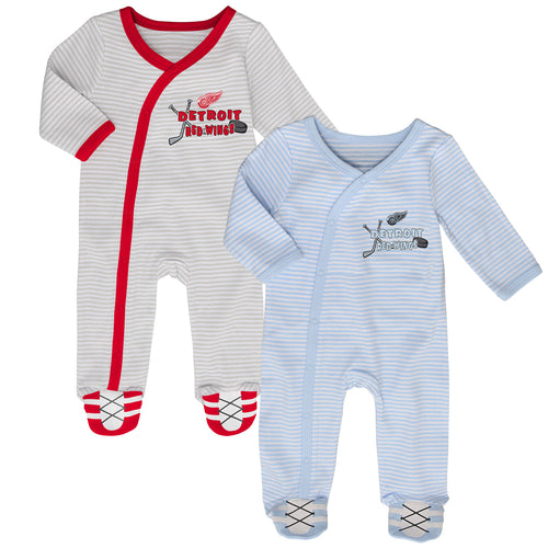 various colors effa2 f6730 Detroit Red Wings Baby Clothings and Infant Apparel – babyfans