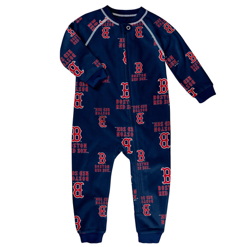Boston Red Sox Logo Pajamas