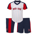 Red Sox Shirt and Shorts Set