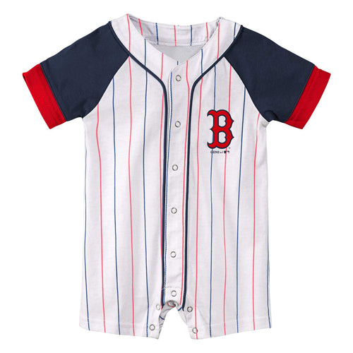 Red Sox Little Slugger Coverall