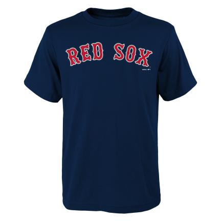 Red Sox Team Name Shirt