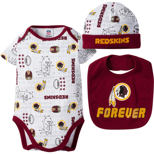 Redskins Fan Forever Outfit