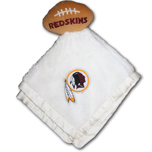 Redskins Football Security Blanket