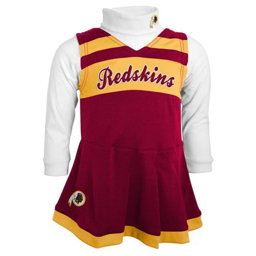 Infant / Toddler Redskins Cheerleader Outfit