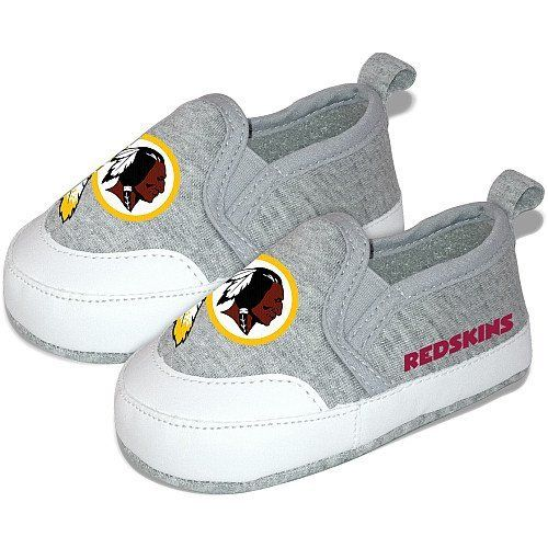 Redskins Baby Shoes