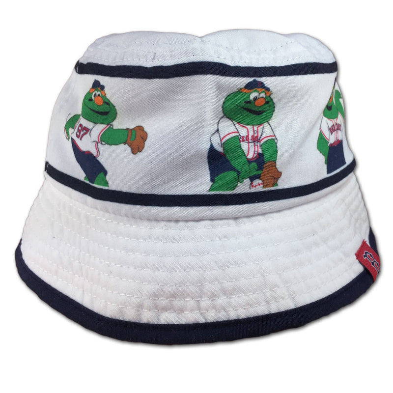 Red Sox Mascot Bucket Hat
