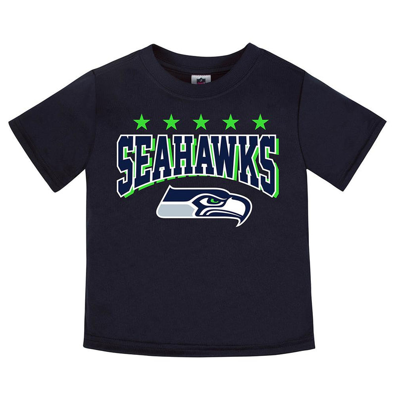 Seahawks Toddler Boy Short Sleeve Tee