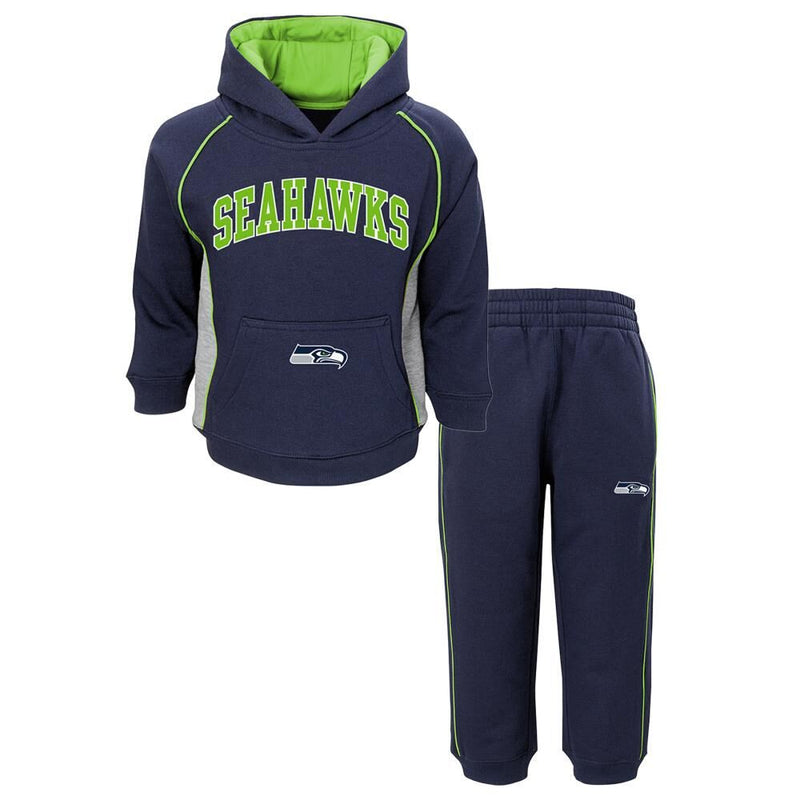 Seahawks Baby Fan Fleece Set