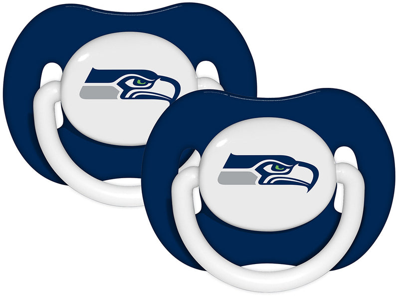 Baby Seahawks Pacifiers
