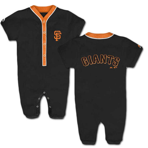 Giants Fan Team Player Coverall