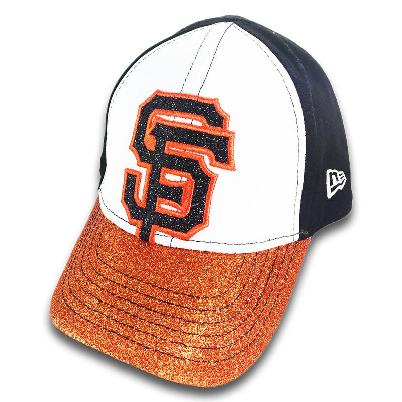 Giants Kid Shimmer Cap