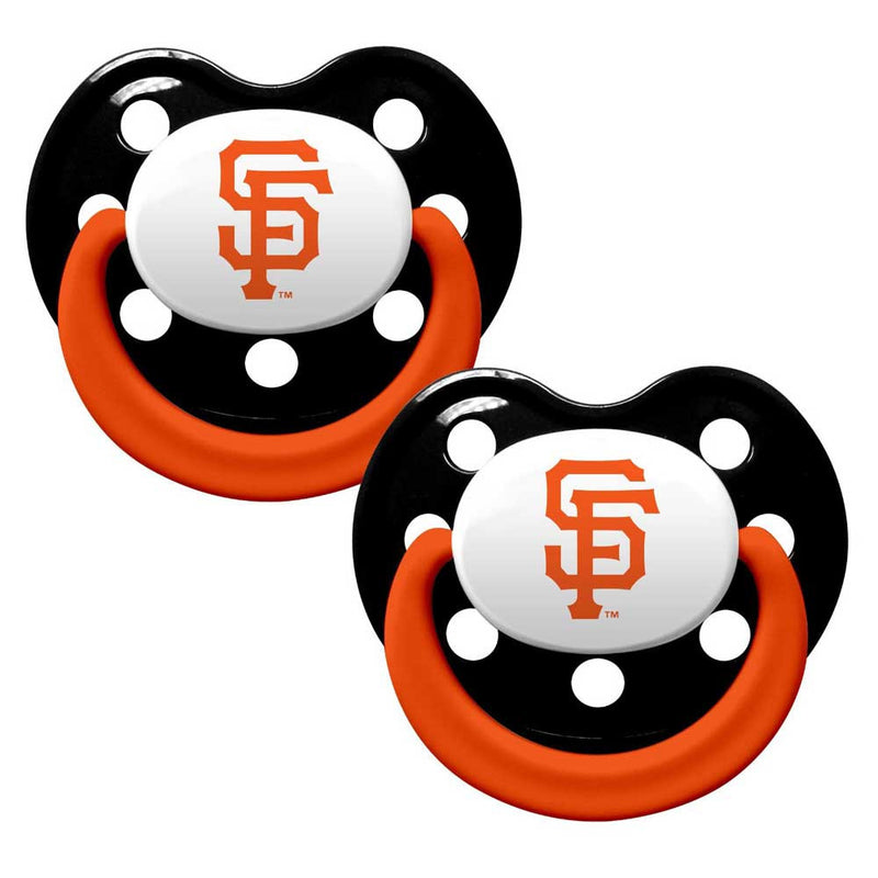 Baby SF Giants Pacifiers