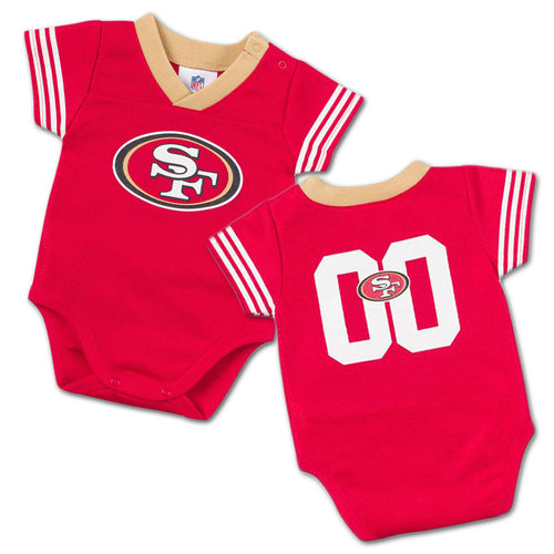 9bab028dce8 49ers Baby Clothes  BabyFans.com – babyfans