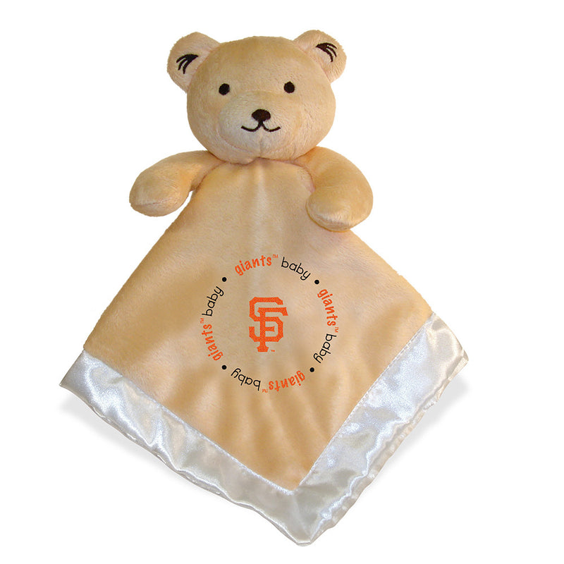 SF Giants Baby Security Blanket