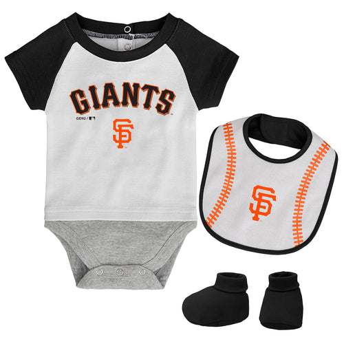 San Francisco Giants Baby Outfit