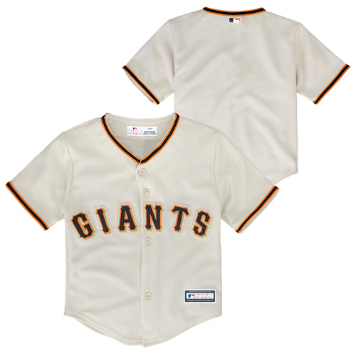 SF Giants Infant Home Jersey