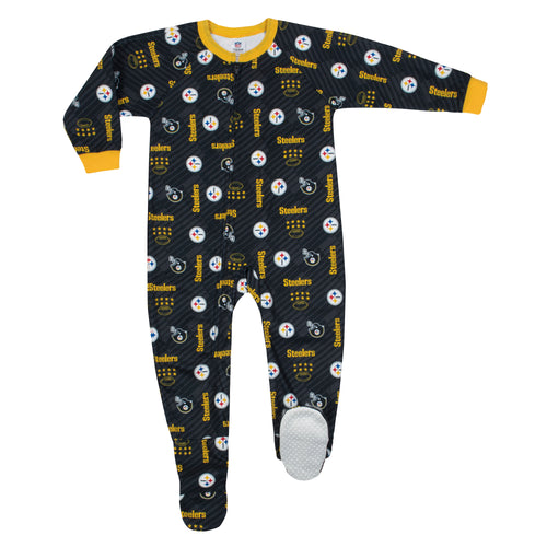 Steelers Toddler Blanket Sleeper