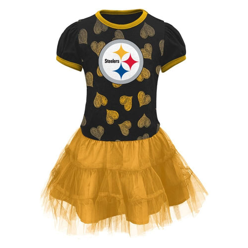 Steelers Love to Dance Dress