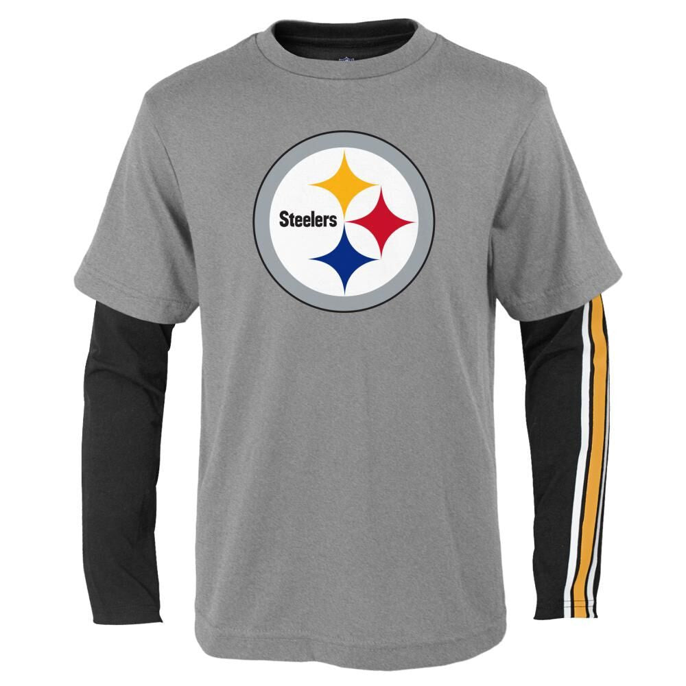 newest 0aa97 8e59a Steelers Fan Toddler T-Shirts Combo Pack (4T Only)