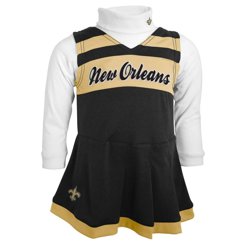 New Orleans Saints Cheerleader Dress