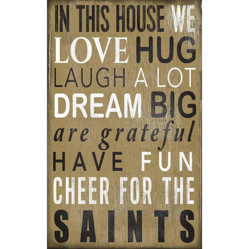 Saints Baby Nursery Wall Art