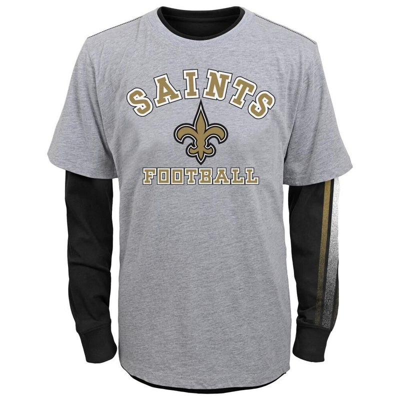 Saints Fan Toddler Tees Combo Pack