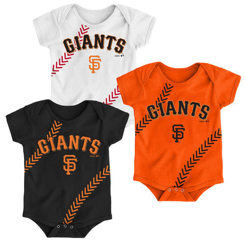 106c9ca52 San Francisco Giants Baby Clothing