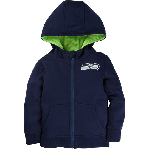 Zip Up Seahawks Kid Jacket