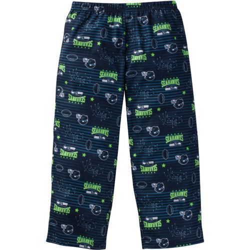 Seahawks Kids Sleep Pants