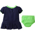 Seahawks Team Spirit Dress and Bloomers