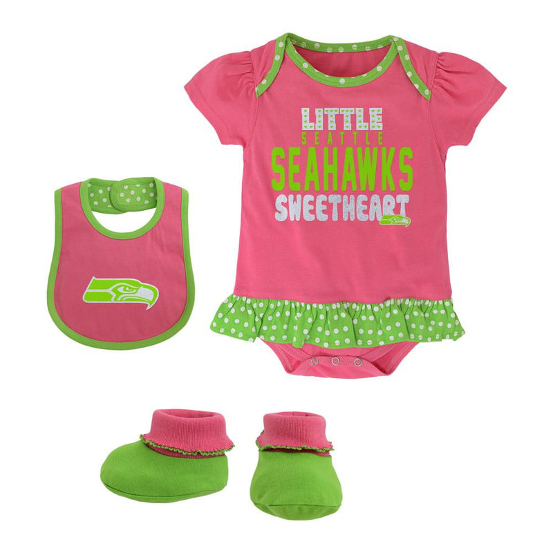 Seahawks Sweetheart Outfit