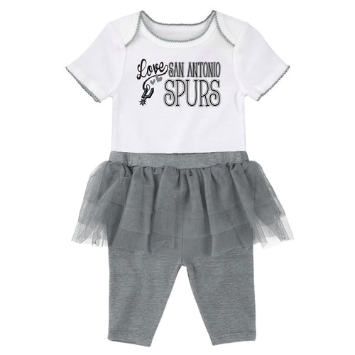 cheap for discount 82109 b9550 San Antonio Spurs Baby Clothing and Infant Outfits – babyfans
