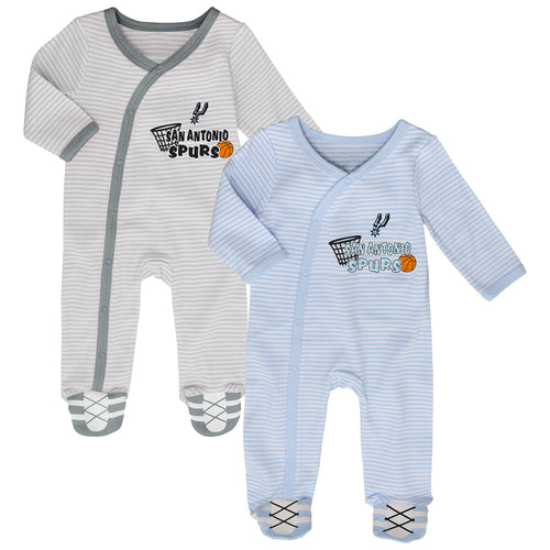 Spurs Classic Infant Gameday Coveralls