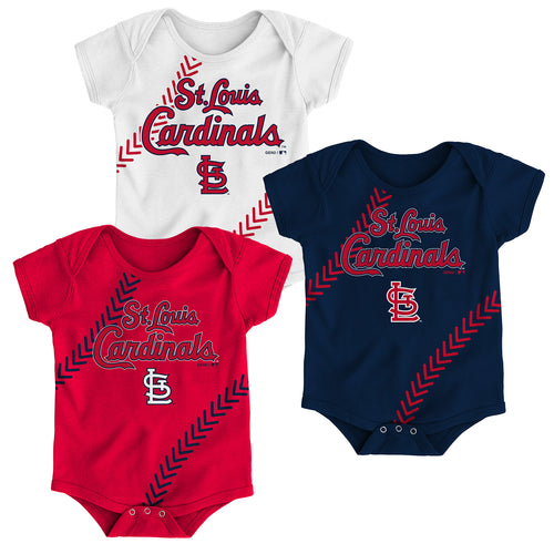 St. Louis Cardinals Baby Clothing