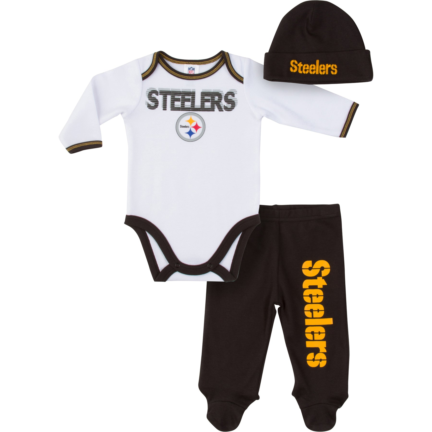 Steelers Baby Boy Onesie 220409a0b