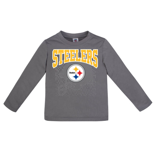 Steelers Team Spirit Long Sleeve Tee