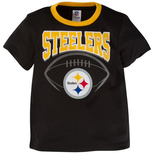 Steelers Athletic Short Sleeve Tee