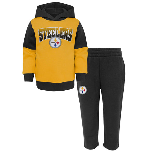 Pittsburgh Steelers Toddler Sweat suit