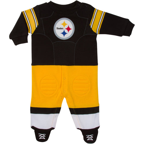 Pittsburgh Steelers Baby Footysuit