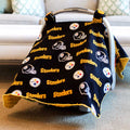 Pittsburgh Steelers Car Seat Canopy