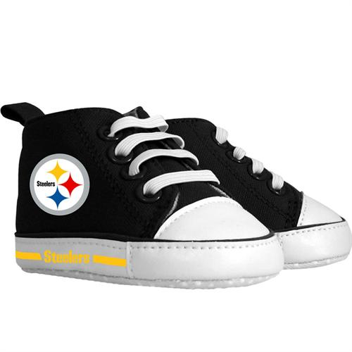 Steelers Infant Shoes (Prewalk 0-6M)